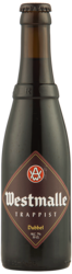 Westmalle Trappist, Dubbel 7 % - 33 cl.