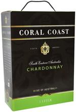 Coral Coast Chardonnay - Bag-In-Box, 3 liter