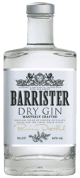 Barrister gin - Dry gin
