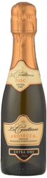 Le Contesse Prosecco Extra Dry Elegance - 20 cl. - italiensk mousserende vin