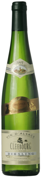 CLEEBOURG Riesling Prestige Alsace 2014
