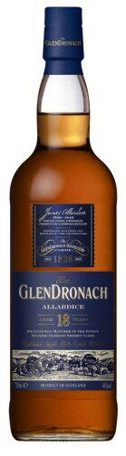 "GlenDronach 18 års - Single Highland Malt ""Allardice"""