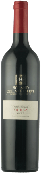 Boland Cellar No. 1 Reserve Shiraz 2012