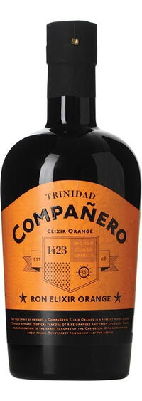 Companero - Ron Elixir Orange