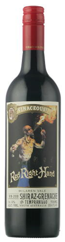 Vinaceous Red Right Hand Shiraz/Grenache/Tempranillo - McLaren Vale 2014