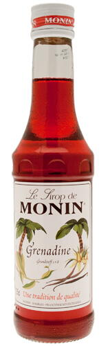 Monin sirup - Grenadine - 70 cl.