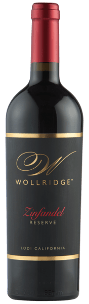 Wollridge Zinfandel Reserva 2015 Lodi Californien USA