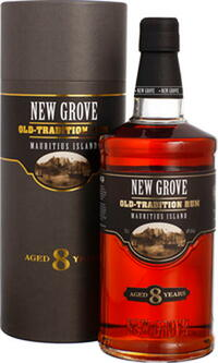 New Grove Old-tradition Rum Aged 8 years 40 % alkohol
