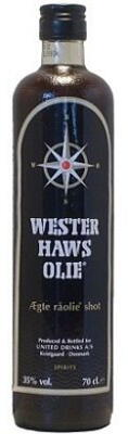 WESTER HAWS OLIE 70 cl.