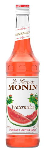 Monin sirup - Watermelon - 70 cl.