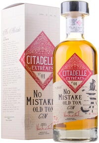 Citadelle Gin  - No Mistake Old Tom Gin 46 % 50 cl.