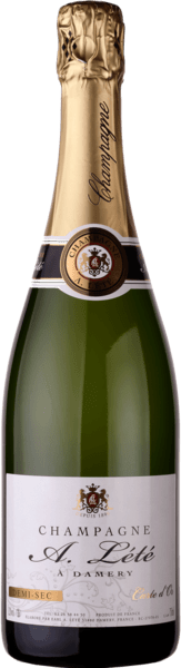 "A LETE Champagne Brut - A Damery ""TOP CHAMPAGNE"""