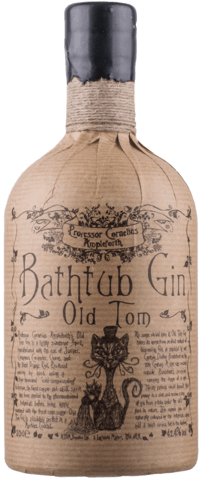 Bathtub Gin Old Tom - 42,4 % alkohol, 50 cl.