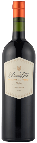 Pascual Toso Selected Malbec argentinsk rødvin