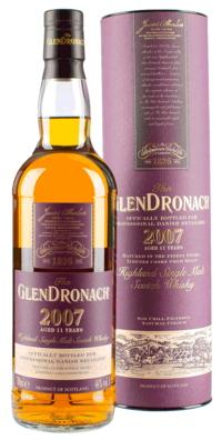 GlenDronach Julemalt 2018 - 11 Years Old Highland Single Malt