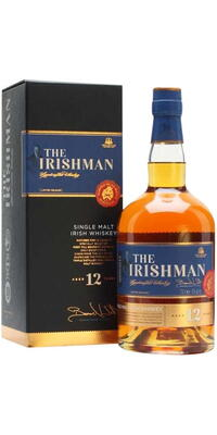 The Irishman Single Malt - 12 års