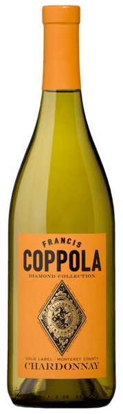 Francis Ford Coppola Winery - Chardonnay Diamond Collection - californisk hvidvin