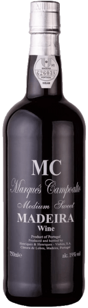 Marqués Campoalto - MC Medium Sweet Madeira