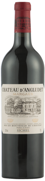 Chateau D´Angludet - Margaux 2007