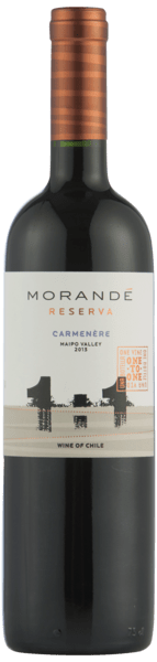 Morandé ESTATE Reserve Carmenere Maipo Valley
