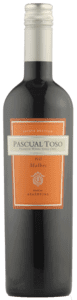 Pascual Toso Estate Malbec 2015 Maipu Valley