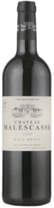 Chateau Malescasse Haut - Medoc Cru Bourgeois 2009