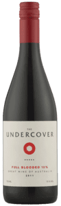 THE UNDERCOVER Full Blooded Fifteen 2015 - 15 % Alkohol