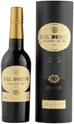Gonzalez Byass Sherry - Del Duque Amontillado 30 års.