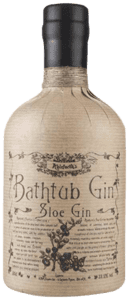 Bathtub Sloe Gin - 33,8 % alkohol, 50 cl.