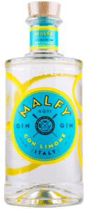 MALFY Gin Con Limone Italy - 41 % alkohol, 70 cl.