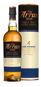 The Arran Malt - Port Cask Finish - 50% alk.