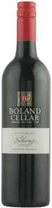 "Boland Cellar Shiraz ""Five Climates"" 2014"